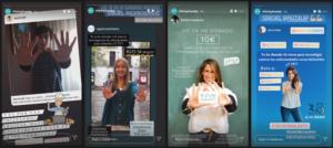 La ong helpify consiguió generar contenido a través de sus seguidores por el givingTuesday con un reto.
